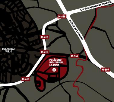 Mapa Muñecos Animados