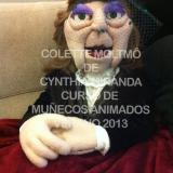 Curso Muñecos Animados 2013